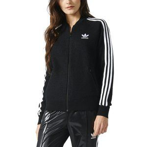 [AY5234] Womens Superstar Knit Track Jacket